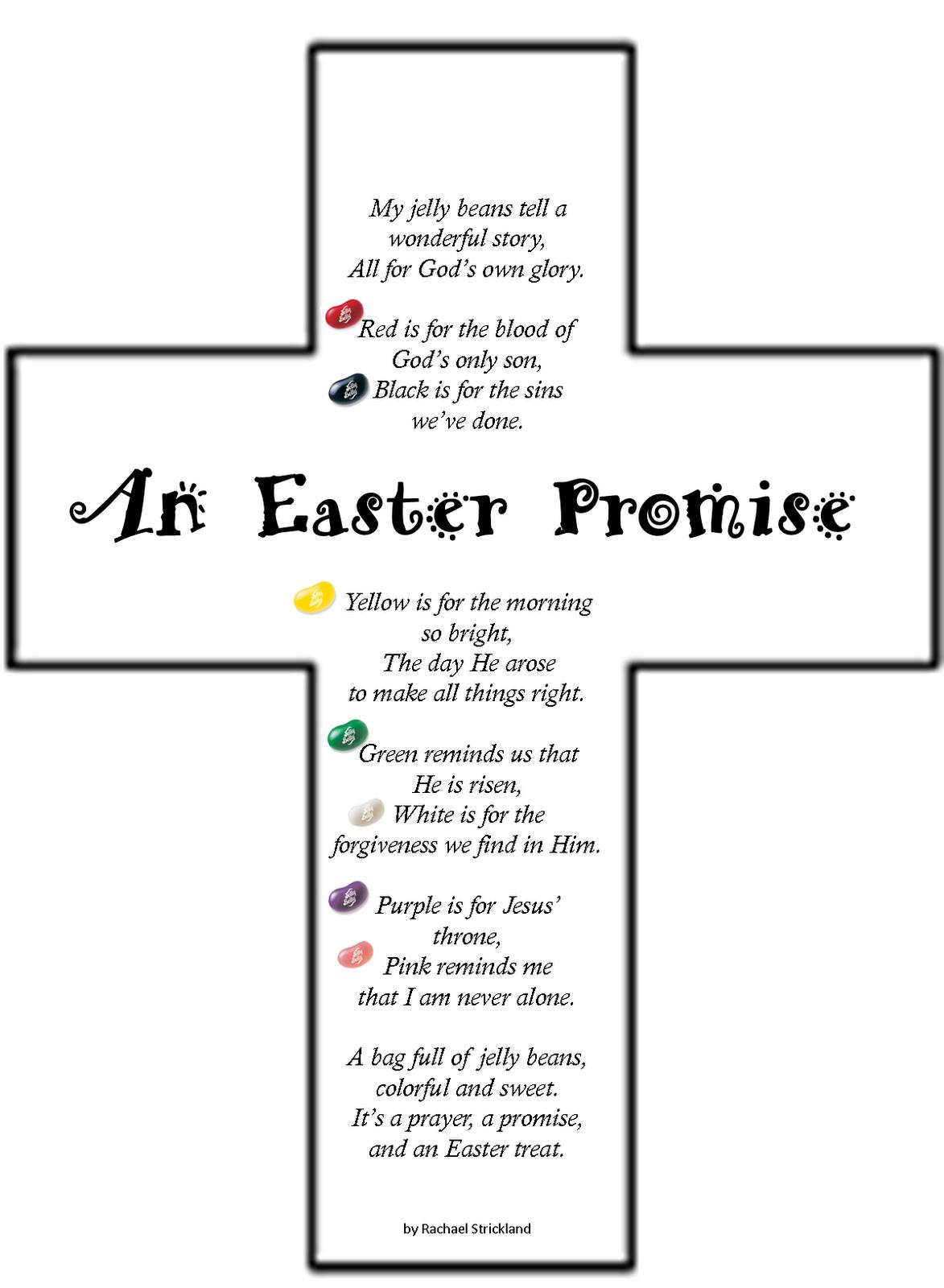 He has risen Happy Easter Rock
