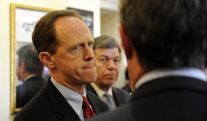 Senate Republicans call for balanced budget amendment in Washington