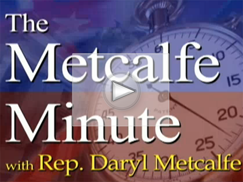 The Metcalfe Minute- Securing Second Amendment Rights