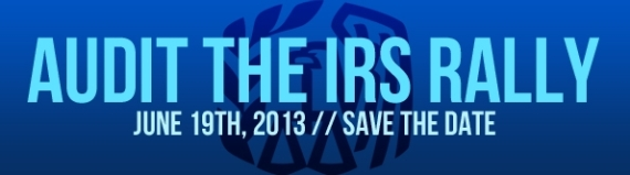 audit the irs rallyl 6-19-2013