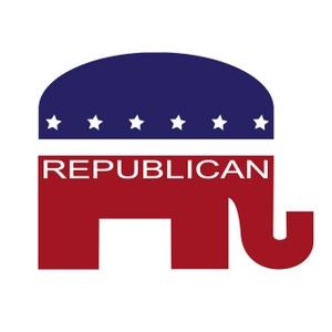 Democrat And Republican Symbol The Republican Party /...