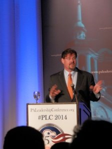 2014 PLC - Jonah Goldberg