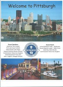 PFRW Convention 2014